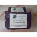 Spiced Oat Bar Coconut Milk Soap