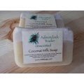 Unscented Coconut Milk Soap